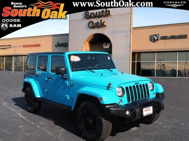 Certified Pre-Owned 2017 Jeep Wrangler Unlimited Sahara
