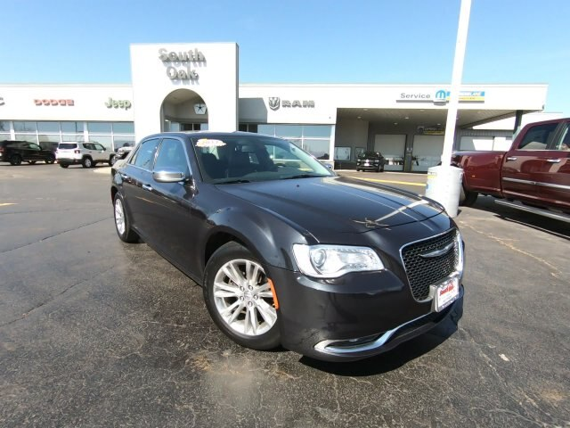 Certified Pre Owned 2017 Chrysler 300c
