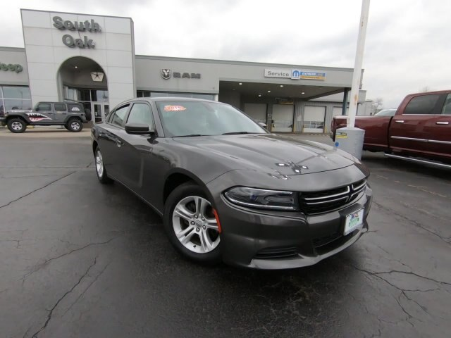 Pre Owned 2016 Dodge Charger Se