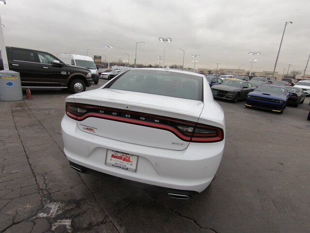 New 2018 Dodge Charger Sxt Plus Sedan In Matteson Ch18038 South