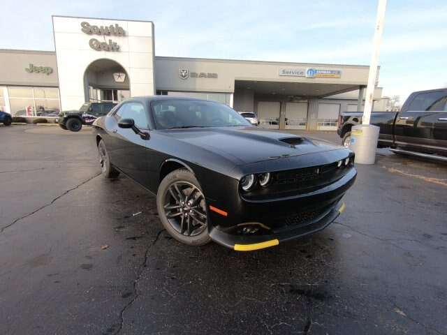 New 2019 Dodge Challenger Gt Coupe In Matteson Cl19018 South Oak