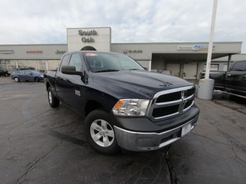 Pre-Owned 2017 RAM 1500 Tradesman/Express